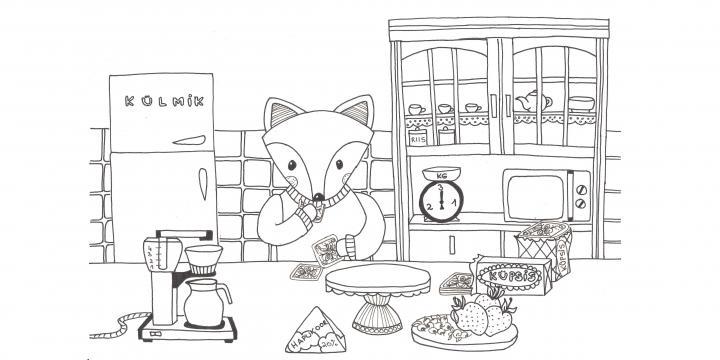 Roku teeb torti
