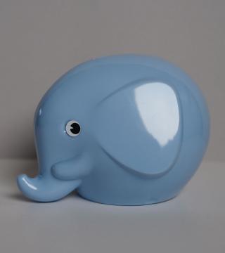 NORSU elevandi rahakassa sinine